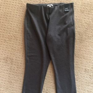 New York and company gray large leggings